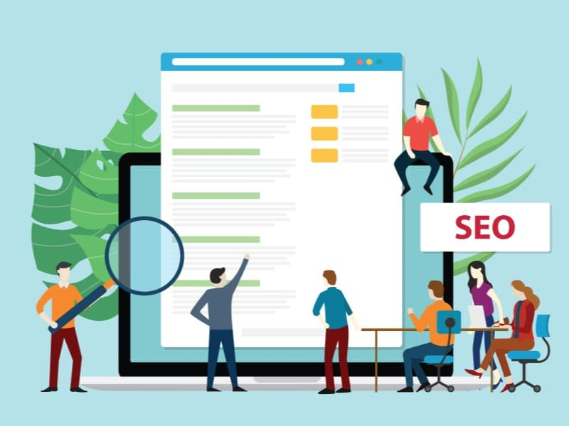 SEO report what should include